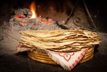 Słynny pasterski chleb pane carasau