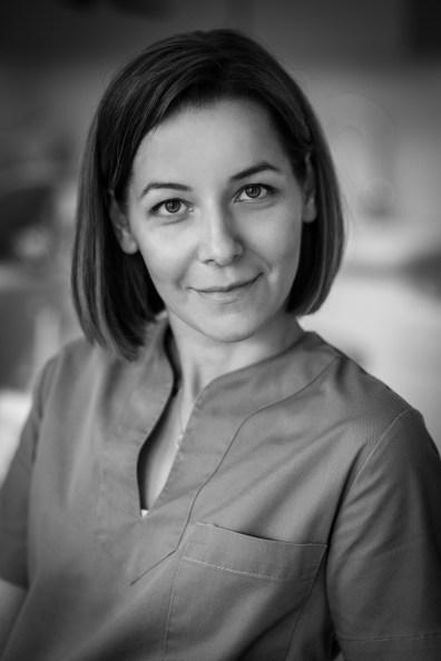 Dagmara Rutkowska-Pawluch, lekarz stomatolog, jej specjalizacja to ortodoncja