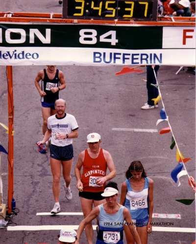 SF Marathon 1984