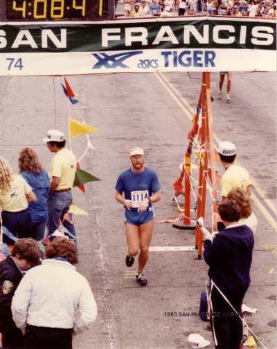 SF Marathon 1983