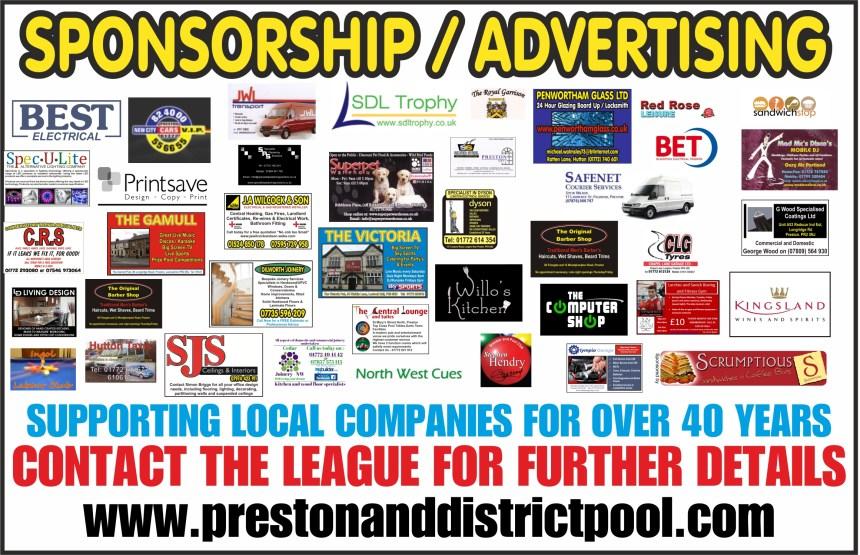 2017 08 22 - Sponsor Advert