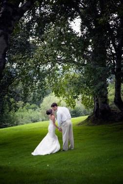 Wedding Gowan Brae