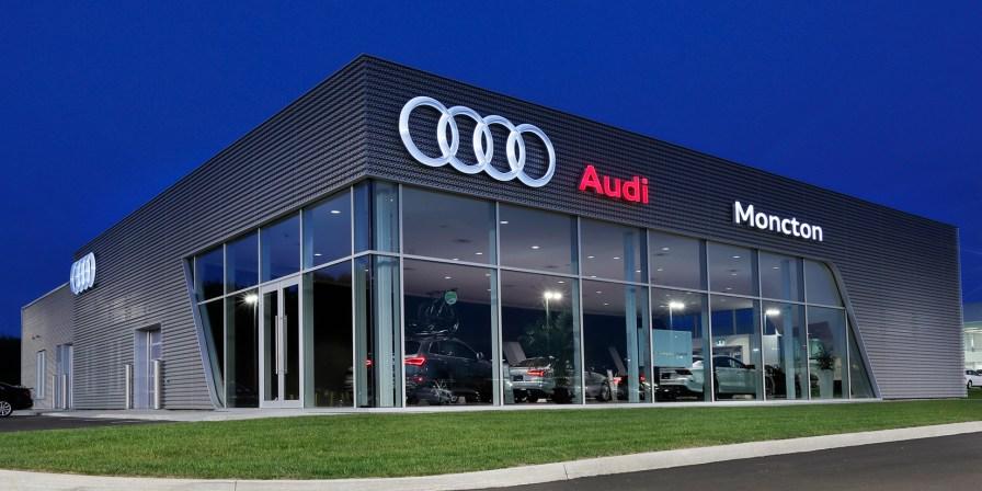 Audi Moncton