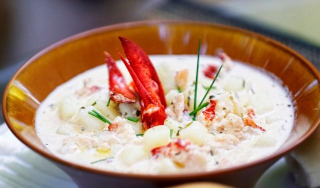 lobster-chowder