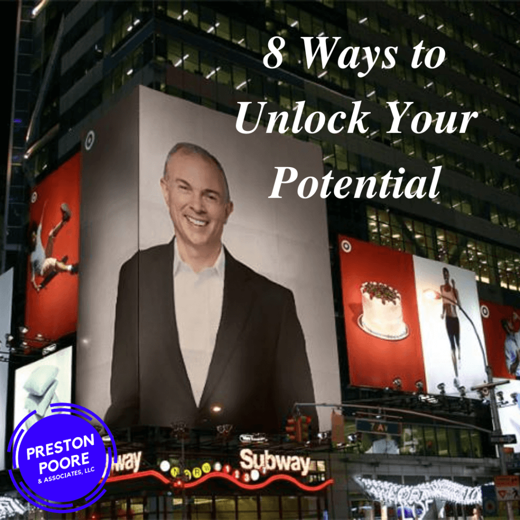 Promote 8 Ways to Unlock Your Potential