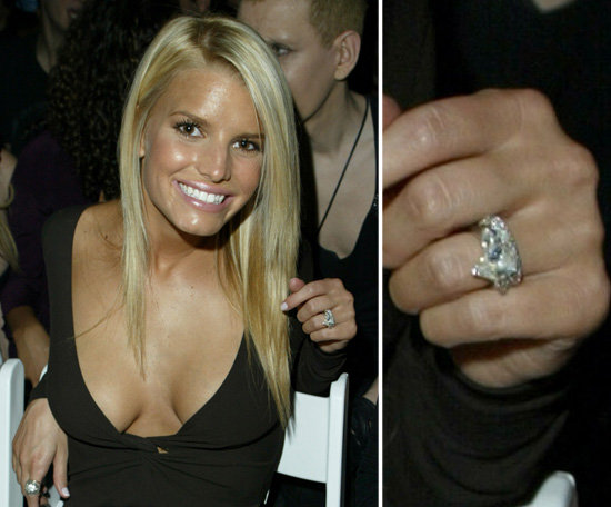 Celebrity Engagement Rings Pret Amoda Style Files