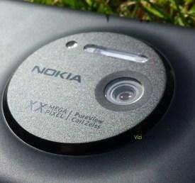 Nokia EOS camera