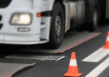 22-letni voznik tovornega vozila, vozil pod vplivom prepovedanih drog