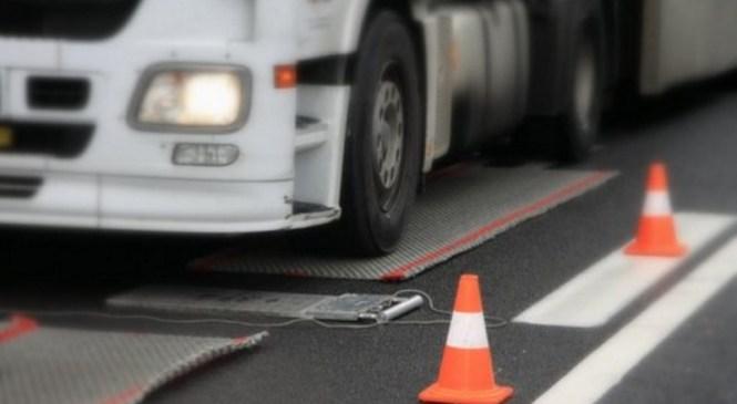 Med poostrenim nadzorom tovornih vozil, policisti zaznali 12 kršitev