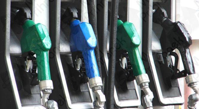 Natočil gorivo in odpeljal brez plačila