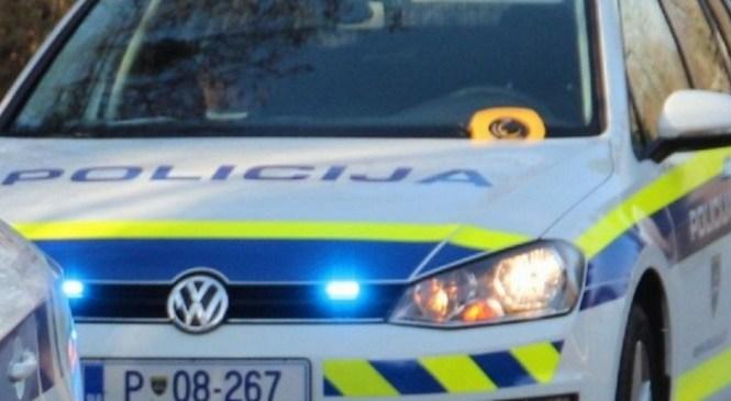 Policisti potrebujejo pomoč v zvezi z nesrečo na Zaloški cesti v Ljubljani