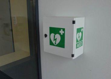 V Celju nepridipravi ukradli dva defibrilatorja