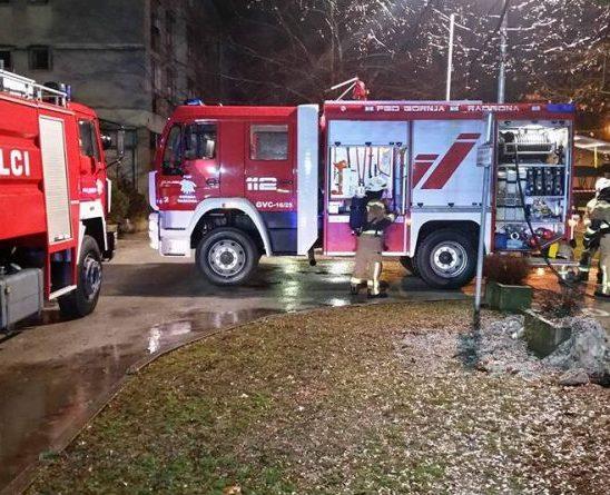 Koprski policisti v preteklem koncu tedna obravnavali kar 5 požarov