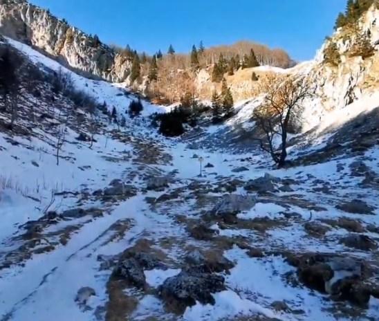 Tudi danes se bo nadaljevalo iskanje pogrešane planinke
