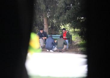 Včeraj obravnavani trije tujci, ki so v postopku zaprosili za azil