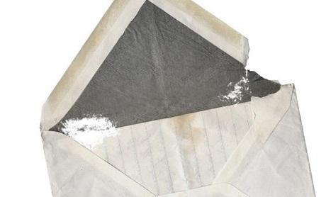 V eni od medijskih hiš v Kopru prejeli kuverto v kateri je bil bel prah