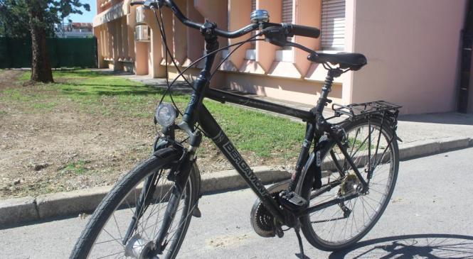Ali je kolo na sliki morda vaše?