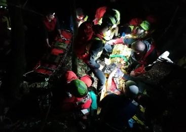Včerajšnja iskalna akcija 13-letnega otroka na Bledu