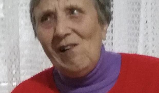 Pogrešana je 81-letna Marija Bercko iz Soteske