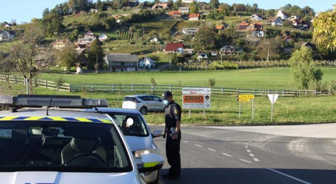 Prometni policisti včeraj izvedli poostren nadzor v prometu