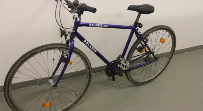Je zaseženo kolo vaše?