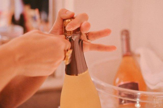 pretemoiparis champagne party