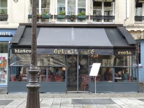 Grizzli cafe Paris