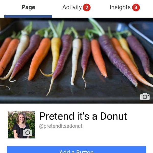 Good news guys!!! I FINALLY made a facebook page forhellip