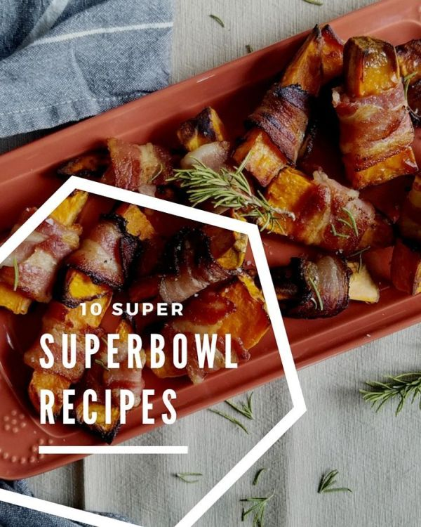 My 10 Super Superbowl Recipes is now on the blog!!!hellip