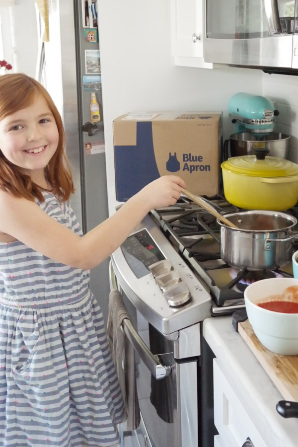 cooking blue apron
