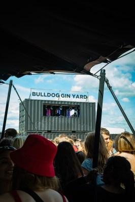 Bulldog Gin Yard designed by Lucid