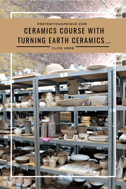 Ceremics Course Turning Earth Pinterest