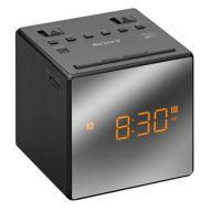 Radio cu ceas Sony ICFC1TB, Negru ar putea face parte din cadoul perfect de  Valentine's Day .  Acest radio cu ceas este echipat cu doua presetari de alarma. Setati o alarma pentru a va trezi dvs. si alta pentru a-l trezi pe partenerul dvs. Acest ceas il gasiti pe eMag la un pret ieftin de 149 Lei