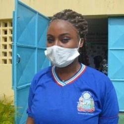 Escolas recebem dois milhões de máscaras para distribuição aos estudantes no ensino híbrido