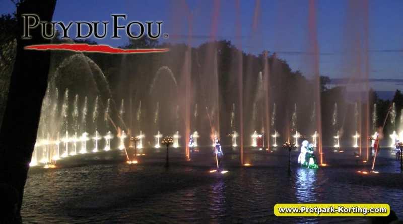 Puy du Fou review / beoordeling - Pretpark Frankrijk - Trip report