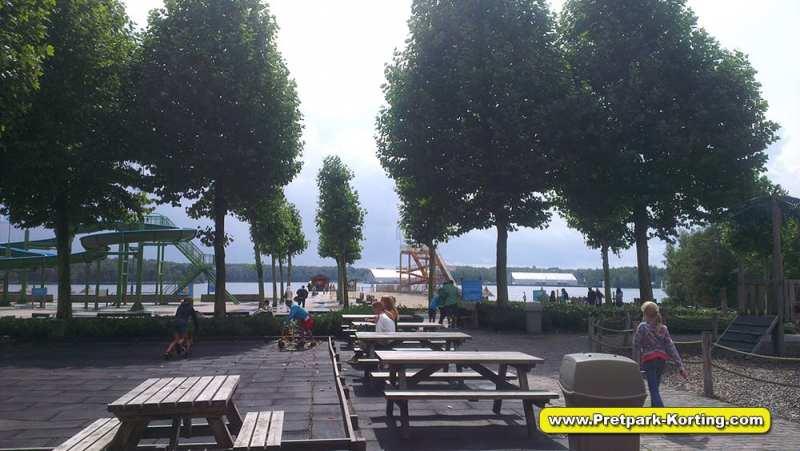 Speelland Beekse Bergen trip report - restaurant en koffie