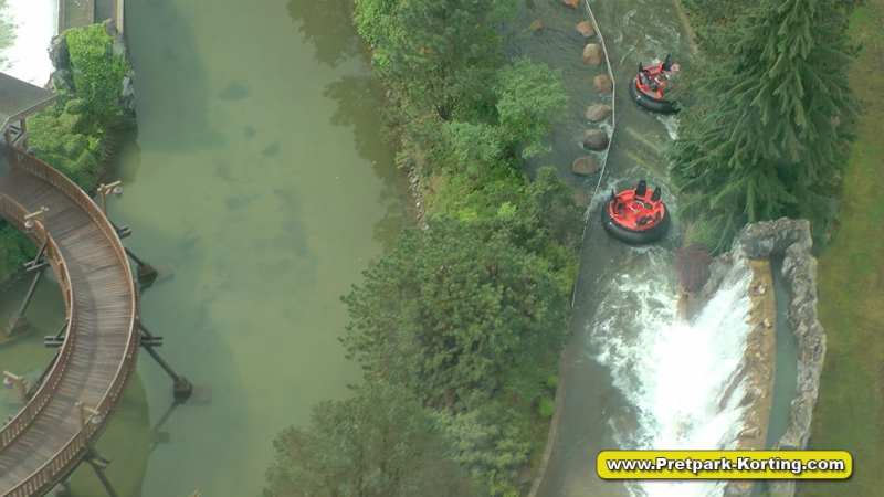Heidepark Wildwasserbahn