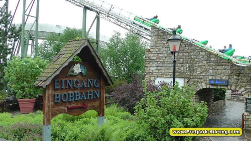 Heide-Park Schweizer Bobbahn