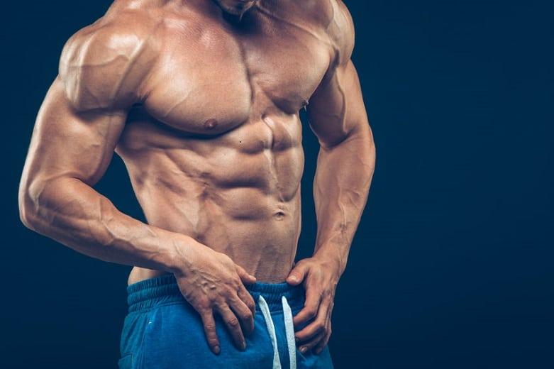 muscular man best cutting steroids