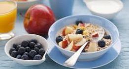 Tipps für ein gesundes Frühstück