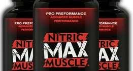 Nitric Max Muscle – Der Bestseller aus den USA – Wir haben getestet