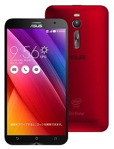 DMM mobileのASUS Zenfone2
