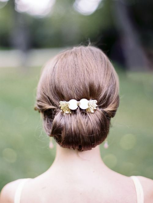Soft Tender Medium Wedding Hairstyles 2015 Hairstyles