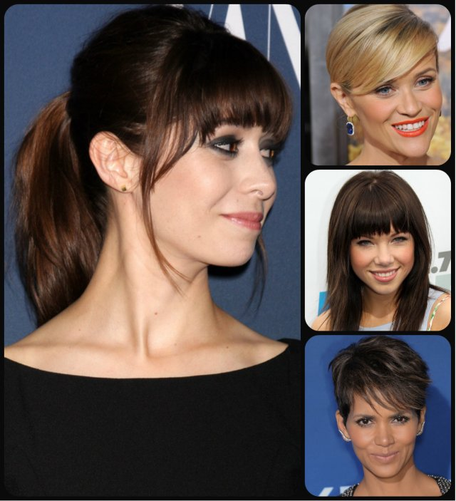 freshen up with bangs hairstyles 2015! | hairstyles 2017