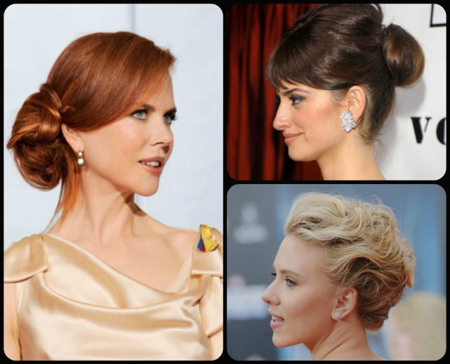 cute & easy celebrity updos 2015 | hairstyles 2017, hair