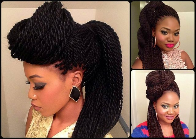 spectacular senegalese twist hairstyles | hairstyles 2017