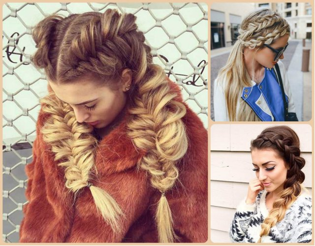 modern & classy french braids hairstyles | hairstyles 2017
