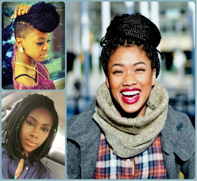 cool box braids hairstyles 2016 | hairstyles 2017, hair