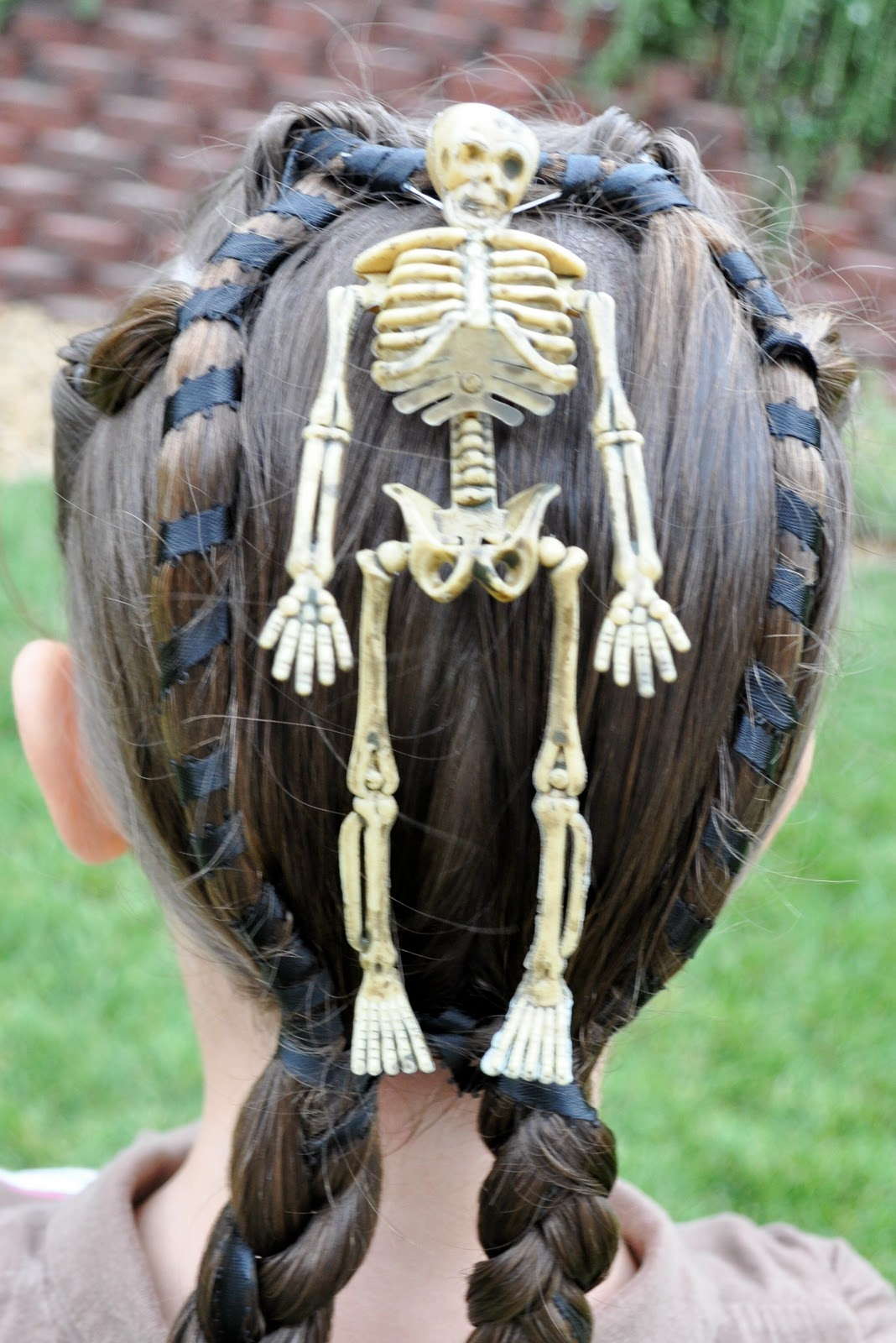 Scary Amp Creative Halloween Hairstyles