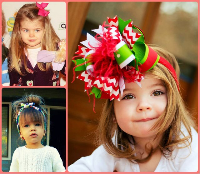 cute christmas party hairstyles for kids | hairstyles 2017